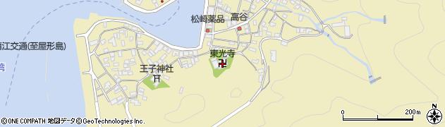 大分県佐伯市蒲江大字蒲江浦2443周辺の地図