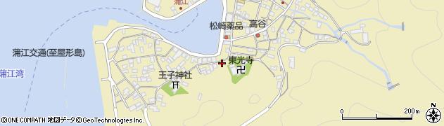 大分県佐伯市蒲江大字蒲江浦2445周辺の地図
