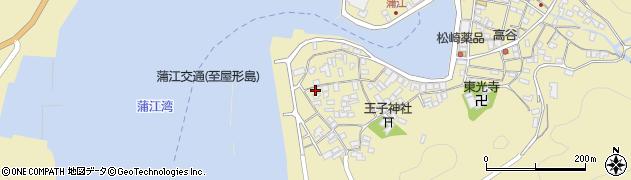 大分県佐伯市蒲江大字蒲江浦2579周辺の地図