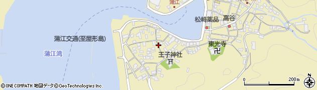 大分県佐伯市蒲江大字蒲江浦2511周辺の地図