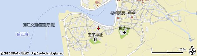 大分県佐伯市蒲江大字蒲江浦2467周辺の地図