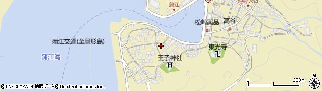 大分県佐伯市蒲江大字蒲江浦2510周辺の地図