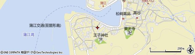 大分県佐伯市蒲江大字蒲江浦2513周辺の地図