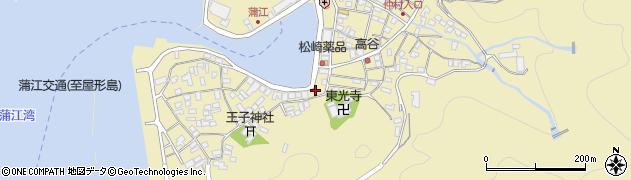 大分県佐伯市蒲江大字蒲江浦2444周辺の地図