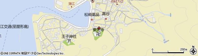 大分県佐伯市蒲江大字蒲江浦2427周辺の地図