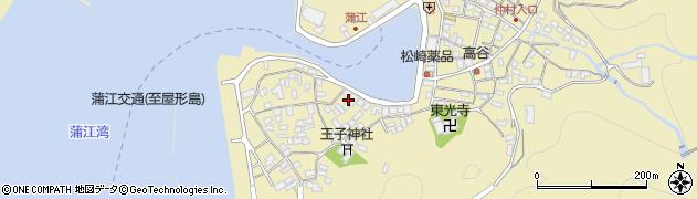 大分県佐伯市蒲江大字蒲江浦2494周辺の地図