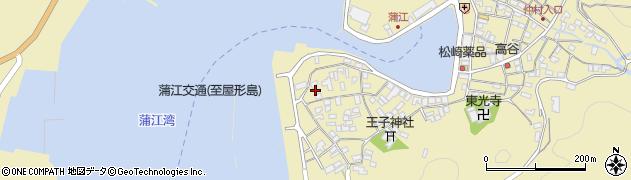 大分県佐伯市蒲江大字蒲江浦2641周辺の地図