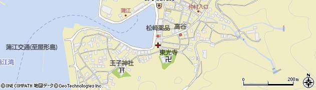 大分県佐伯市蒲江大字蒲江浦2425周辺の地図