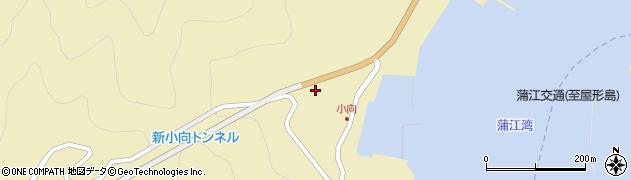 大分県佐伯市蒲江大字蒲江浦4584周辺の地図