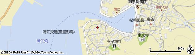 大分県佐伯市蒲江大字蒲江浦2627周辺の地図