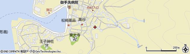 大分県佐伯市蒲江大字蒲江浦2350周辺の地図