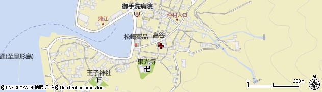大分県佐伯市蒲江大字蒲江浦2356周辺の地図