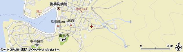 大分県佐伯市蒲江大字蒲江浦2307周辺の地図