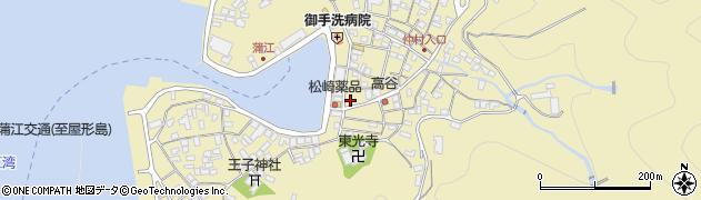 大分県佐伯市蒲江大字蒲江浦2217周辺の地図