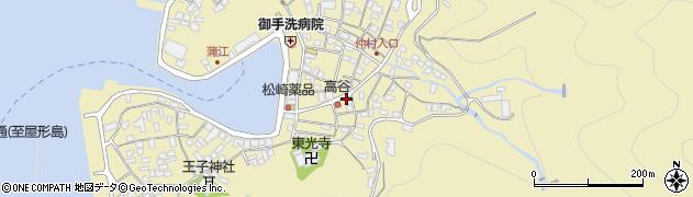 大分県佐伯市蒲江大字蒲江浦2384周辺の地図
