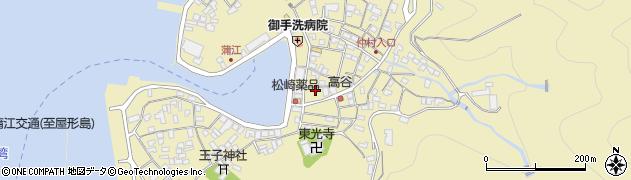 大分県佐伯市蒲江大字蒲江浦2219周辺の地図