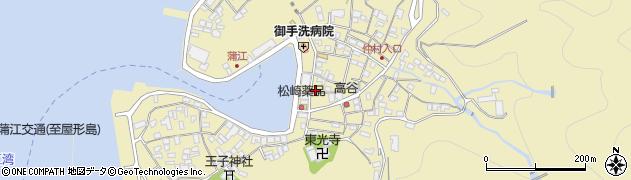 大分県佐伯市蒲江大字蒲江浦2214周辺の地図