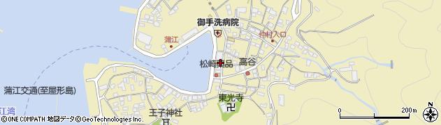 大分県佐伯市蒲江大字蒲江浦2215周辺の地図