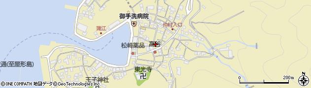 大分県佐伯市蒲江大字蒲江浦2226周辺の地図