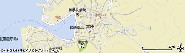 大分県佐伯市蒲江大字蒲江浦2242周辺の地図