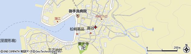 大分県佐伯市蒲江大字蒲江浦2243周辺の地図