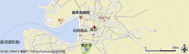 大分県佐伯市蒲江大字蒲江浦2228周辺の地図