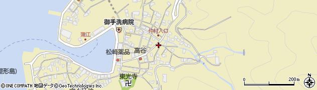 大分県佐伯市蒲江大字蒲江浦2375周辺の地図