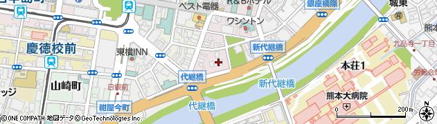 泰巌寺周辺の地図