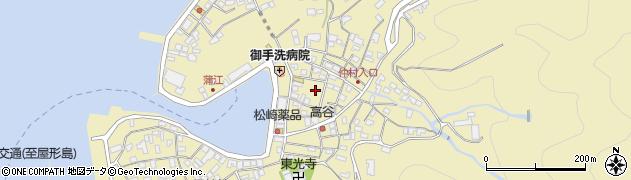 大分県佐伯市蒲江大字蒲江浦2191周辺の地図