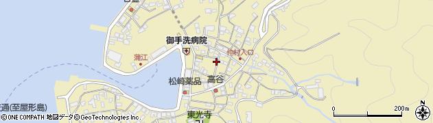 大分県佐伯市蒲江大字蒲江浦2186周辺の地図