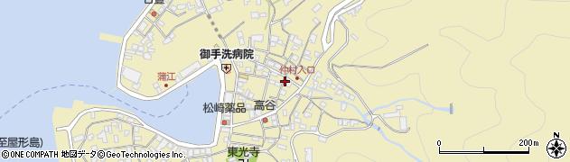 大分県佐伯市蒲江大字蒲江浦2251周辺の地図