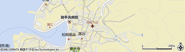 大分県佐伯市蒲江大字蒲江浦2126周辺の地図