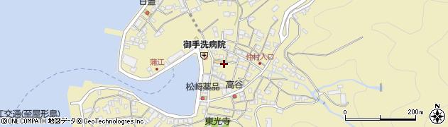 大分県佐伯市蒲江大字蒲江浦周辺の地図