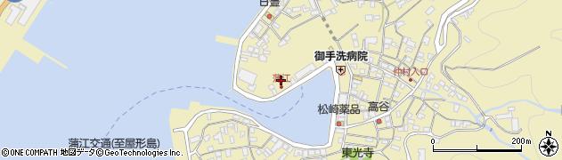 大分県佐伯市蒲江大字蒲江浦3281周辺の地図
