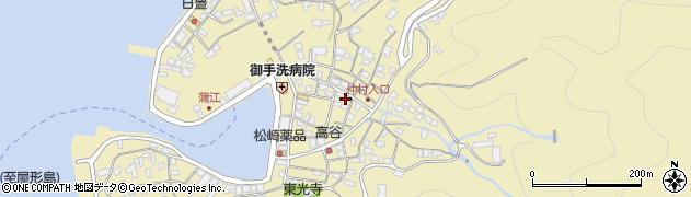大分県佐伯市蒲江大字蒲江浦2235周辺の地図