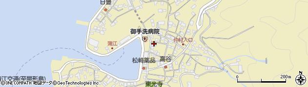 大分県佐伯市蒲江大字蒲江浦2193周辺の地図