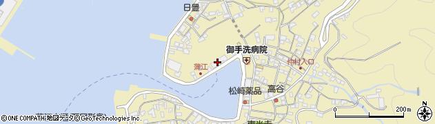 大分県佐伯市蒲江大字蒲江浦3283周辺の地図