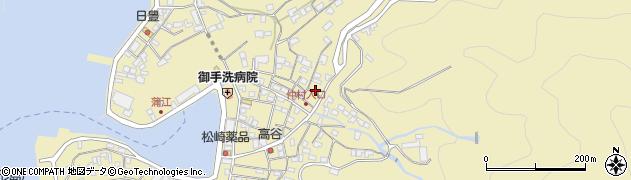 大分県佐伯市蒲江大字蒲江浦2118周辺の地図