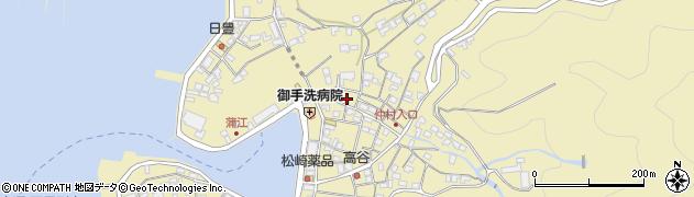 大分県佐伯市蒲江大字蒲江浦2135周辺の地図