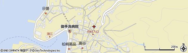 大分県佐伯市蒲江大字蒲江浦2092周辺の地図