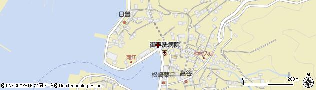 大分県佐伯市蒲江大字蒲江浦2167周辺の地図