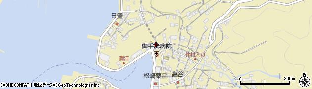 大分県佐伯市蒲江大字蒲江浦2168周辺の地図