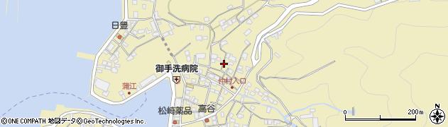 大分県佐伯市蒲江大字蒲江浦2090周辺の地図