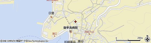 大分県佐伯市蒲江大字蒲江浦2160周辺の地図