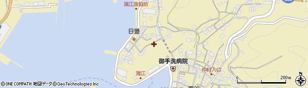 大分県佐伯市蒲江大字蒲江浦3356周辺の地図