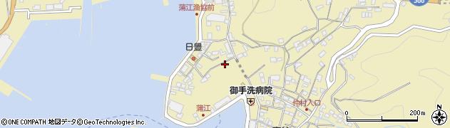 大分県佐伯市蒲江大字蒲江浦3355周辺の地図