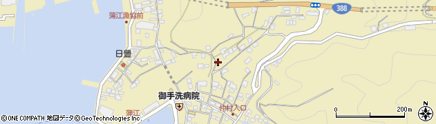 大分県佐伯市蒲江大字蒲江浦1982周辺の地図