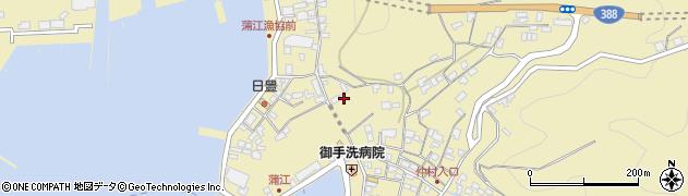 大分県佐伯市蒲江大字蒲江浦3350周辺の地図