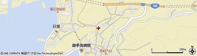大分県佐伯市蒲江大字蒲江浦1879周辺の地図