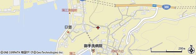大分県佐伯市蒲江大字蒲江浦3340周辺の地図